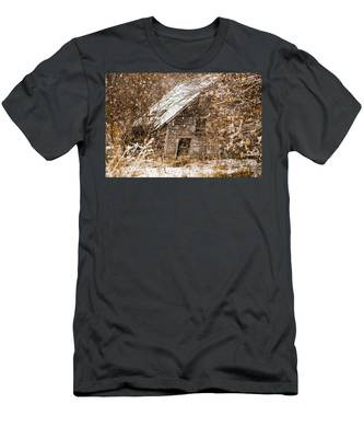 A Winter Shed Men's T-Shirt (Athletic Fit)