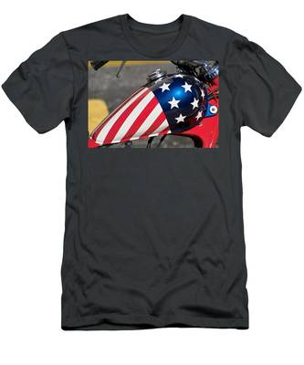 American Motorcycle Men's T-Shirt (Athletic Fit)