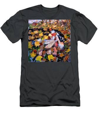 An006 Men's T-Shirt (Athletic Fit)
