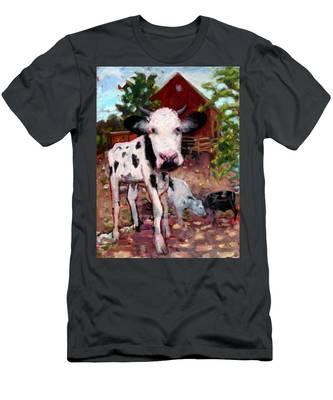 An010 Men's T-Shirt (Athletic Fit)