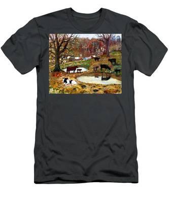 An014 Men's T-Shirt (Athletic Fit)