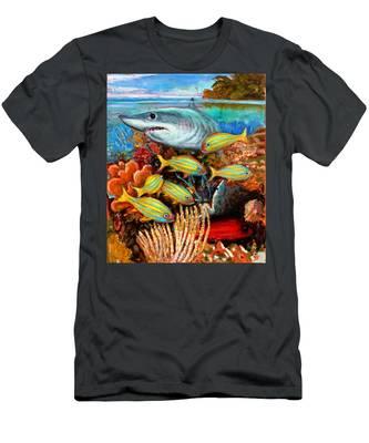 An032 Men's T-Shirt (Athletic Fit)