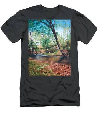 Bull Creek Men's T-Shirt (Athletic Fit)
