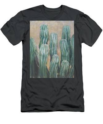 Cacti Men's T-Shirt (Athletic Fit)