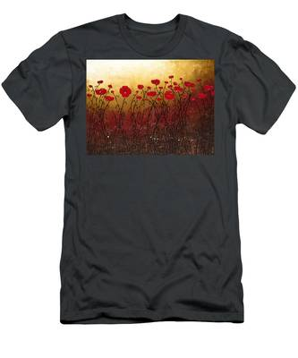 Campo Florido Men's T-Shirt (Athletic Fit)