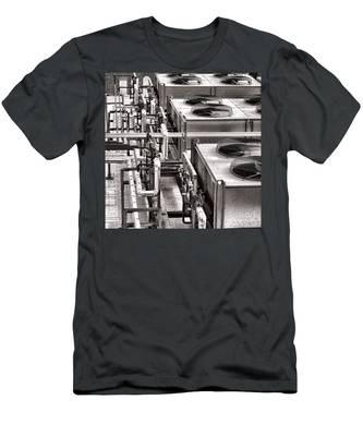 Cooling Force Men's T-Shirt (Athletic Fit)
