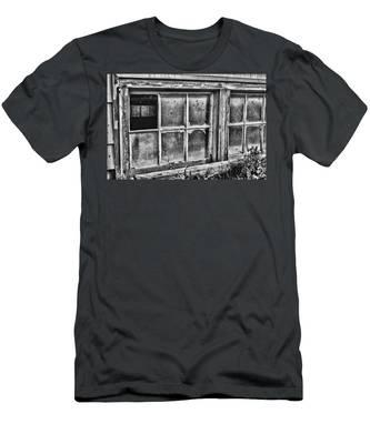 Dirty Windows Men's T-Shirt (Athletic Fit)