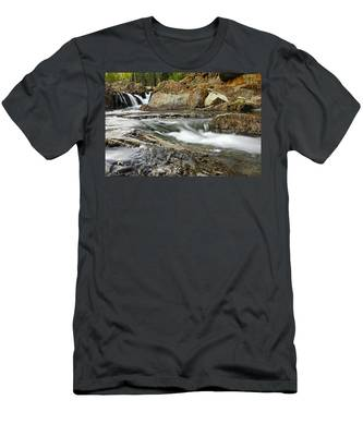 Everything Flows Men's T-Shirt (Athletic Fit)