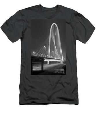 Fog Lights And Lines Iv Men's T-Shirt (Athletic Fit)