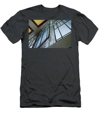 Frank Lloyd Wright's Open Window Men's T-Shirt (Athletic Fit)