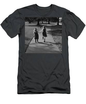 Friends Forever Men's T-Shirt (Athletic Fit)