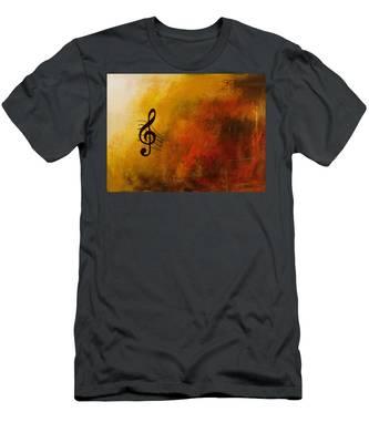 G Symphony Men's T-Shirt (Athletic Fit)