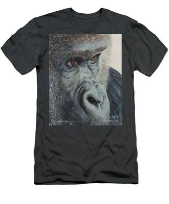 Going Ape...sold  Men's T-Shirt (Athletic Fit)