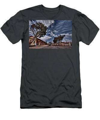 Going To Jerusalem Men's T-Shirt (Athletic Fit)