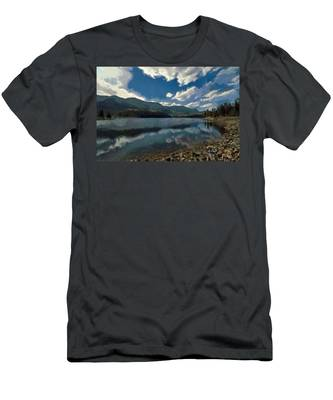 Haviland Lake Men's T-Shirt (Athletic Fit)