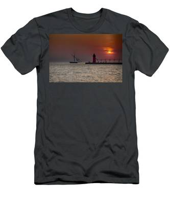 Home Bound Men's T-Shirt (Athletic Fit)