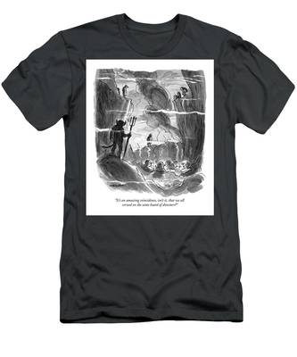 It's An Amazing Coincidence Men's T-Shirt (Athletic Fit)