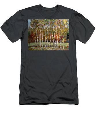 La017 Men's T-Shirt (Athletic Fit)