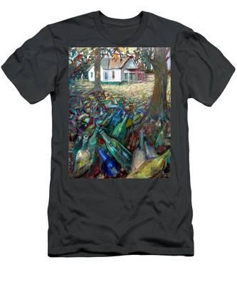 La033 Men's T-Shirt (Athletic Fit)