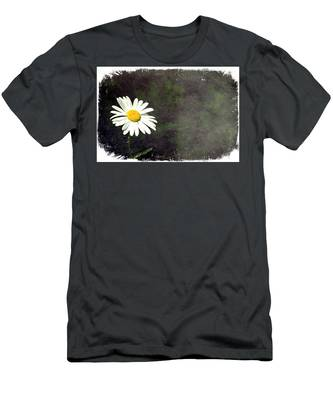 Lonesome Daisy Men's T-Shirt (Athletic Fit)