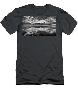 Mirror Explosion Men's T-Shirt (Athletic Fit)