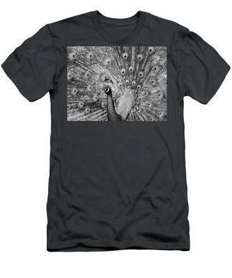 Mother Natures Fireworks Men's T-Shirt (Athletic Fit)