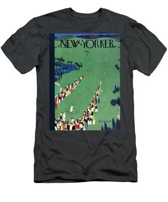 New Yorker September 5 1936 Men's T-Shirt (Athletic Fit)