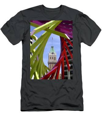 Oakland Tribune Men's T-Shirt (Athletic Fit)