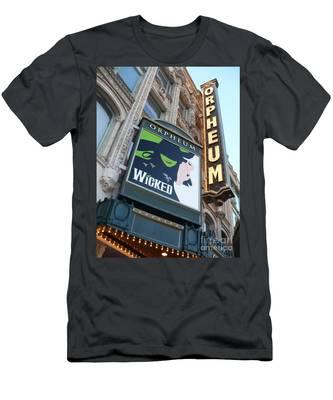 Orpheum Sign Men's T-Shirt (Athletic Fit)