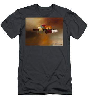 Reflexions Men's T-Shirt (Athletic Fit)