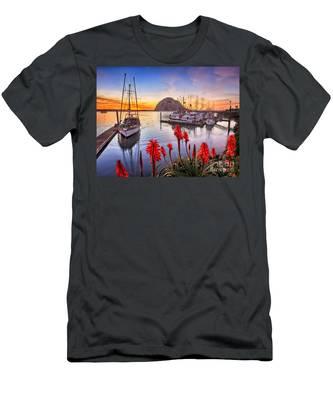 Safe Haven Men's T-Shirt (Athletic Fit)