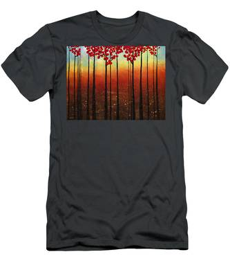 Spring Ahead Men's T-Shirt (Athletic Fit)