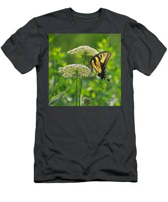 Sultry Summer Day Men's T-Shirt (Athletic Fit)