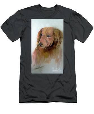 The Doggie Men's T-Shirt (Athletic Fit)