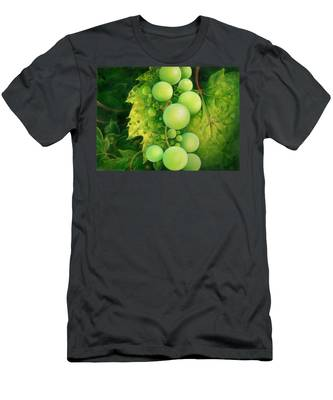 The Grapes Men's T-Shirt (Athletic Fit)