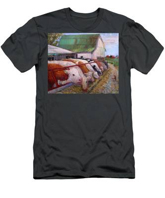 The Trought Men's T-Shirt (Athletic Fit)