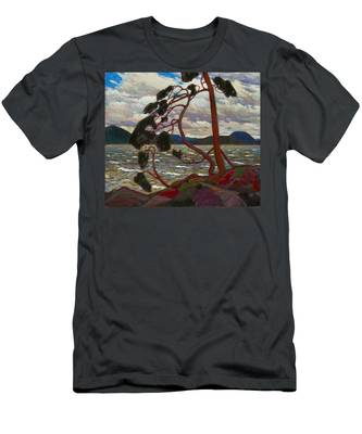 The West Wind Men's T-Shirt (Athletic Fit)