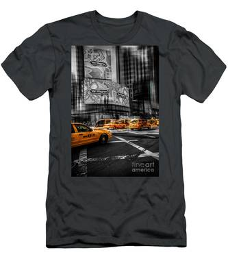 Van Wagner - Colorkey Men's T-Shirt (Athletic Fit)