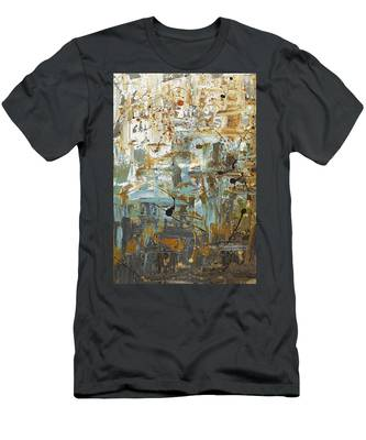 Wonders Of The World 1 Men's T-Shirt (Athletic Fit)