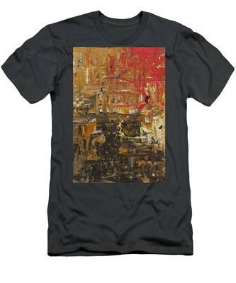 Wonders Of The World 2 Men's T-Shirt (Athletic Fit)