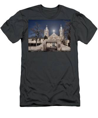 A Blessed Couple Men's T-Shirt (Athletic Fit)