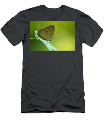 Appalachian Brown Men's T-Shirt (Athletic Fit)