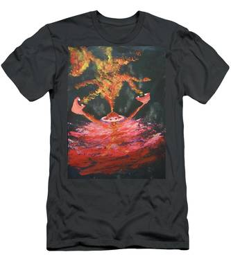 Fearless Rage Men's T-Shirt (Athletic Fit)