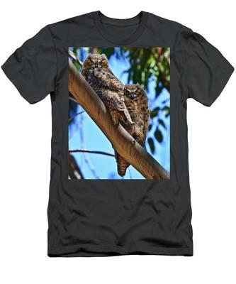 Lifes A Hoot Men's T-Shirt (Athletic Fit)