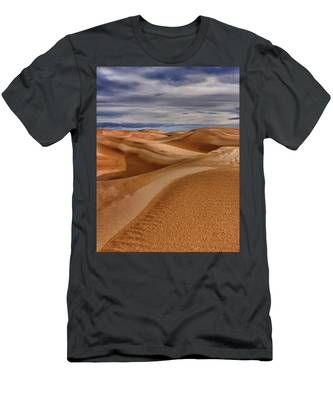 Lines To Infinity Men's T-Shirt (Athletic Fit)