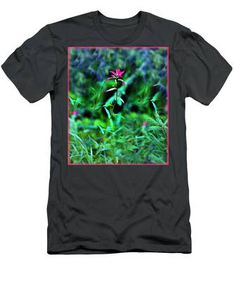 Stands Alone Men's T-Shirt (Athletic Fit)