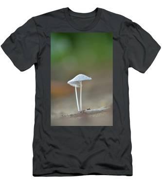 The Mushrooms Men's T-Shirt (Athletic Fit)