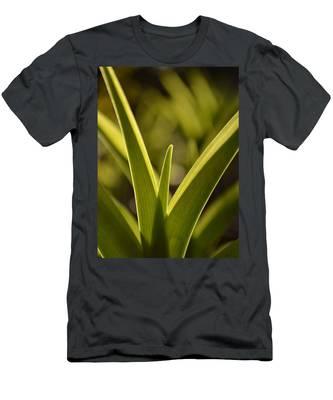 Variegated Light 1 Men's T-Shirt (Athletic Fit)
