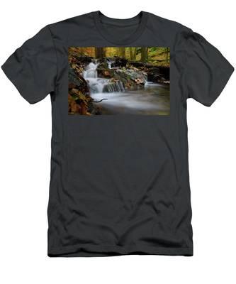 Bodetal, Harz Men's T-Shirt (Athletic Fit)