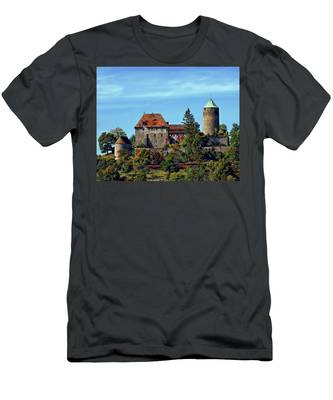 Burg Colmberg Men's T-Shirt (Athletic Fit)